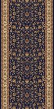Ковровая дорожка 5471 - NAVY - коллекция BUHARA