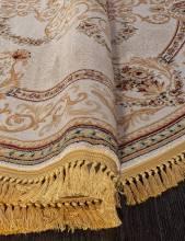 Ковер d058 - CREAM - Овал - коллекция BUHARA - фото 3