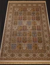 Ковер d145 - CREAM - Прямоугольник - коллекция BUHARA