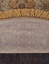 Ковер D159 - CREAM - Овал - коллекция BUHARA - фото 4