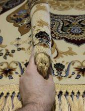 Ковер D428 - CREAM - Овал - коллекция BUHARA - фото 5