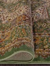 Ковер D432 - GREEN - Прямоугольник - коллекция BUHARA - фото 3