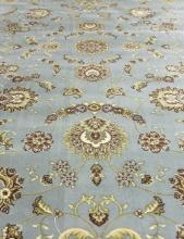Ковер 02M004 - BLUE - Прямоугольник - коллекция COMTESSE - фото 5