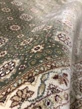 Ковер 02M008 - GREEN - Прямоугольник - коллекция COMTESSE CARVING - фото 3
