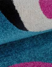 Ковер 0772 - BLUE - Прямоугольник - коллекция CRYSTAL - фото 4