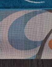 Ковер 0772 - BLUE - Прямоугольник - коллекция CRYSTAL - фото 5