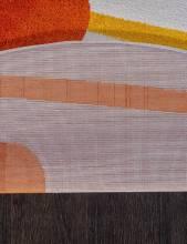 Ковер 1021 - CREAM - Овал - коллекция CRYSTAL - фото 5