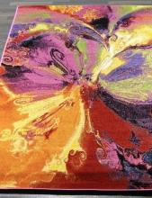 Ковер 2927 - MULTICOLOR - Прямоугольник - коллекция CRYSTAL