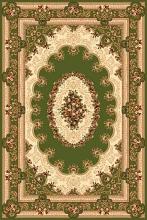 Ковер 5440 - GREEN - Прямоугольник - коллекция DA VINCI