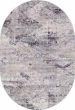 Ковер G500A - WHITE / D.VIZON - Овал - коллекция EFES - фото 2