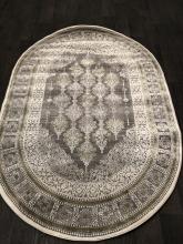 Ковер 16968 - 957 - Овал - коллекция ELITE