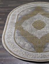 Ковер 16969 - 957 - Овал - коллекция ELITE