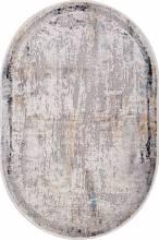 Ковер 18106 - L.GRAY / D.GRAY - Овал - коллекция ERVA - фото 2