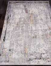 Ковер 18106 - L.GRAY / D.GRAY - Прямоугольник - коллекция ERVA