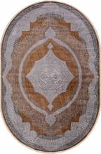 Ковер 18135 - GRAY / TERRA - Овал - коллекция ERVA - фото 2