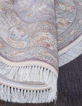 Ковер 144 - MELANGE PINK - Круг - коллекция FARSI 1500 - фото 3