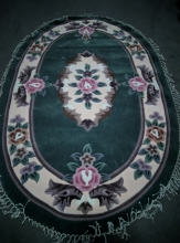 Ковер 551 - 291 - Овал - коллекция GOLDEN FALCON BRAND