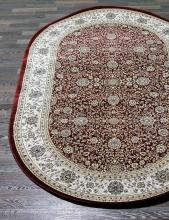 Ковер 12470 - 010 - Овал - коллекция HORASAN