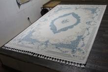 Ковер 7921 - BLUE / BLUE - Прямоугольник - коллекция HUNKAR - фото 3