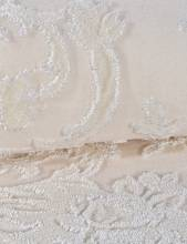 Ковер 8006 - WHITE / WHITE - Прямоугольник - коллекция HUNKAR - фото 4