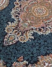 Ковер D506 - NAVY - Прямоугольник - коллекция ISFAHAN - фото 3