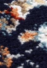 Ковер D511 - NAVY - Овал - коллекция ISFAHAN - фото 3