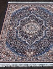 Ковер D511 - NAVY - Прямоугольник - коллекция ISFAHAN