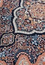 Ковер D514 - NAVY - Прямоугольник - коллекция ISFAHAN - фото 3