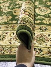 Ковер 5471 - GREEN - Овал - коллекция IZMIR - фото 2