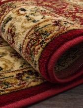 Ковер 5471 - RED - Прямоугольник - коллекция IZMIR - фото 2