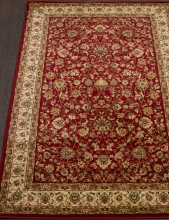 Ковер 5471 - RED - Прямоугольник - коллекция IZMIR
