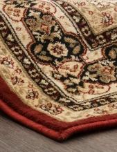 Ковер d101 - RED - Прямоугольник - коллекция IZMIR - фото 2