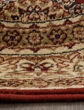 Ковер d132 - RED - Овал - коллекция IZMIR - фото 2