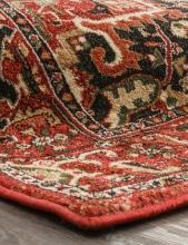 Ковер d195 - RED - Прямоугольник - коллекция IZMIR - фото 2