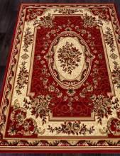 Ковер 5444 - RED - Прямоугольник - коллекция LAGUNA