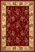 Ковер 5455 - RED - Прямоугольник - коллекция LAGUNA - фото 2