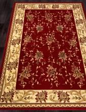 Ковер 5455 - RED - Прямоугольник - коллекция LAGUNA