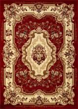 Ковер d017 - RED - Прямоугольник - коллекция LAGUNA - фото 2