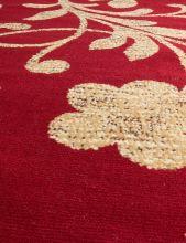 Ковер d184 - RED - Прямоугольник - коллекция LAGUNA - фото 3