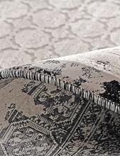 Ковер V09 - GREY - Прямоугольник - коллекция LOUVRE - фото 3