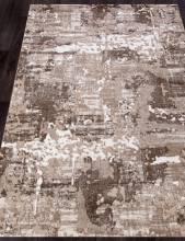 Ковер 1232A - VIZON COKEN / BROWN - Прямоугольник - коллекция MARDAN