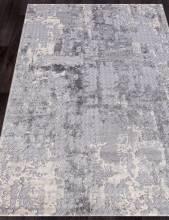 Ковер 1253C - COKEN D.GREY / K.GREY - Прямоугольник - коллекция MARDAN