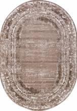 Ковер 1280A - VIZON COKEN / BROWN - Овал - коллекция MARDAN - фото 2