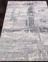 Ковер 1370A - COKEN D.GREY / K.GREY - Прямоугольник - коллекция MARDAN