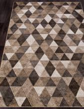 Ковер D578 - BEIGE - Прямоугольник - коллекция MATRIX