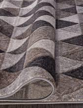 Ковер D578 - GRAY-BROWN - Прямоугольник - коллекция MATRIX - фото 3