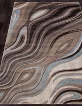 Ковер 1385 - BEIGE - Прямоугольник - коллекция MEGA CARVING