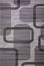 Ковер D465 - LIGHT GRAY - Прямоугольник - коллекция MEGA CARVING - фото 2