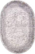 Ковер 9804 - ACIK GRI - Овал - коллекция MODA - фото 2