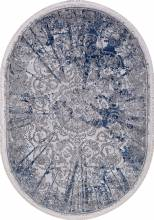 Ковер AS 786 - NAVY / GREY - Овал - коллекция MOROCCO - фото 2